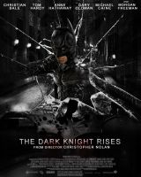The Dark Knight Rises Poster by DGsWay
