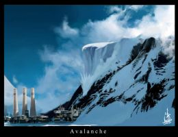 Avalanche by jiwo