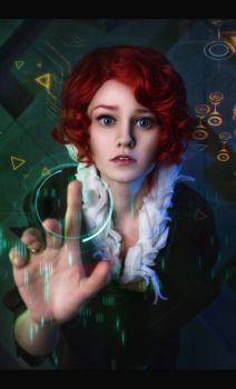 Transistor - What kind of pizza should Red order? by sunny-tooi