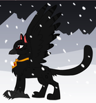 the dark one by theWolfdragon21