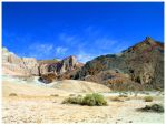 China Ranch Badlands by HatchedFromTree