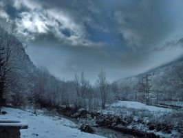Andorra Landscapes by shepsoverthere