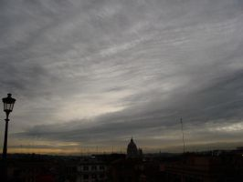 roma at dusk by mookpet