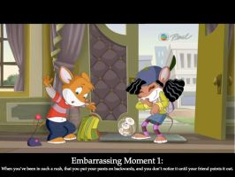Embarrassing Moment 1 by platypus12