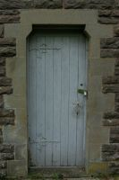 old church door by pixini-stock