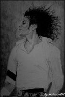 MJ- Black or White MTV by malunia1988PL