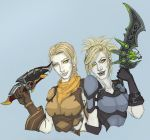 Twisted Sisters by FatKittyCat