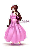 Princess Kyra (commission) by StarshineBeast