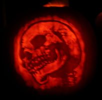 What's On The Outside Pumpkin by Kapy