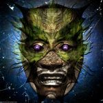 The Mask by Fotomonta