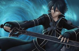 Sword Art Online Kirito by SaintPrecious
