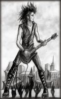 Dark Rocker by Asteri-A