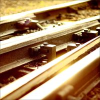 golden railroad by lemperayam