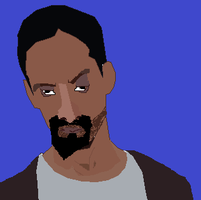 Community - Evil Abed by LamePie