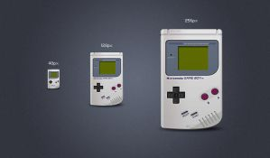 Gameboy icon by TomasJanousek