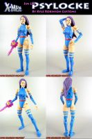 Jim Lee Psylocke 2008 by KyleRobinsonCustoms