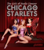 The Chicago Starlets 2 by photon-nmo
