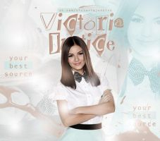 Victoria Justice by DayanaBlessed