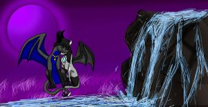 DX i owe you one title by FrostLine1448