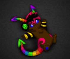 .:Color in a Gray World:. by BunnybeIIe