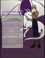 Mythical Realm info sheet by Ocrienna
