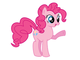 Pinkie Pie by Sintakhra