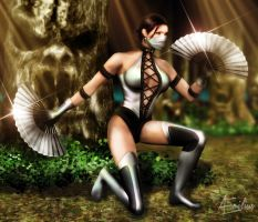 MKTrilogy Khameleon - Mortal Kombat Tribute by aemiliuslives