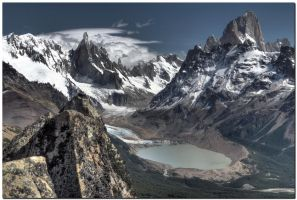 Fitz Roy VIII by kiebitz