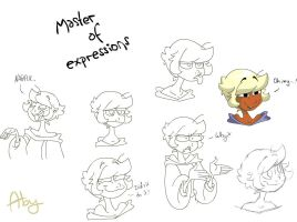 Master Of Expressions by s0s2