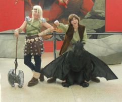 HTTYD: SILLINESS by Ravenspiritmage