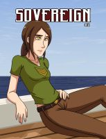 Sovereign Issue 2# cover by Lunapocalypse