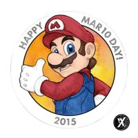 MAR10 Day 2015 by WEAPONIX