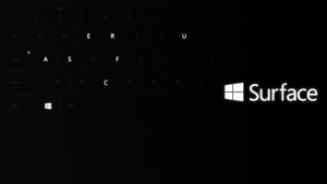 Simple Surface/Surface Pro Wallpaper by IWSFOD-D