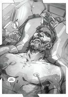 Metal Gear Solid: Ghosts (a fan comic) Page 8 by jamesisraelson