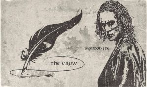 The Crow by crilleb50