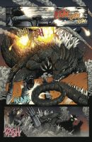 Godzilla Rulers of Earth #15 pg3 by KaijuSamurai