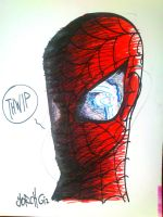 Spider-man Thwip by Yorch0