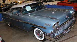 58 Chevy by boogster11