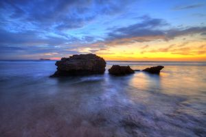 Point Lonsdale Sunset by daniellepowell82