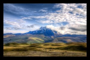 From Sincholagua Come Clouds by centrifuge