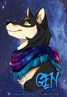 Gen Badge by Majime