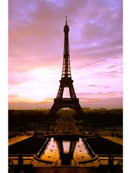 Eiffel Tower by deadlygoalie83