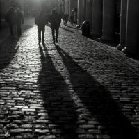 Cobble Shadows by lostknightkg