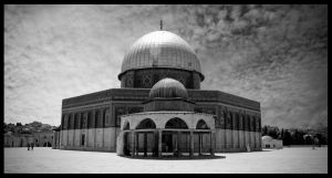 Dome of the Rock II by IrregardlessInc