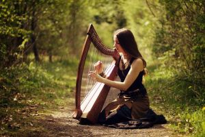 Music Of The Forest by jusaca01