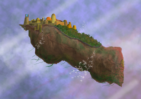 Floating City by Sapiento