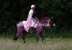 My Little Pony Real Life Horse Cosplay 2 Side View by StarCrossedPsycho
