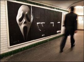 Scream 4 by SUDOR