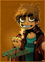 SP - 01 Scott Pilgrim by Cabycab