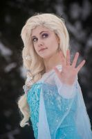 The snow queen by GrimildeMalatesta